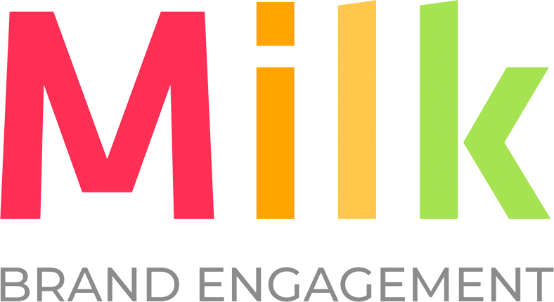 Milk | Brand Engagement Specialists Logo